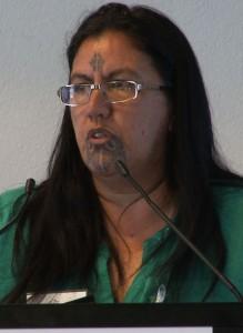 Leonie Pihama. Te Pa Harakeke Research Symposium 2013